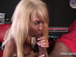 PornstarPlatinum - Erica Lauren at the r�le