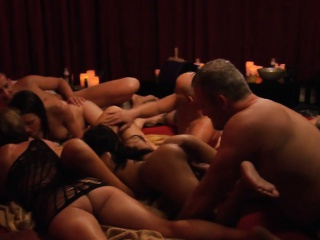 Dispose of swingers nasty game and orgy in Swinger mansion