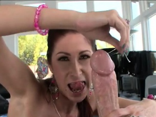 Busty shrew Tiffany Mynx asshole wrecked by nostercock