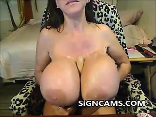 Grown-up On touching Big Silicone Portray Tits