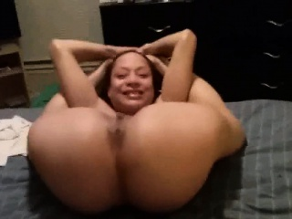 Redbone hotwife with will not hear of black balls plus hubby films