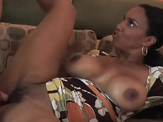 Black milf obese tits take a huge cumshot