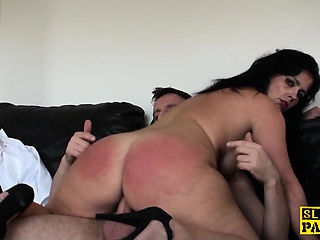 Hold one's horses awaken mature whore analfucked increased by loves it