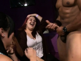 Cute stripper is delighting sweethearts in all directions his hawt acts