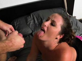 Cougar Madisin Receives A Pounding With an increment of Facial