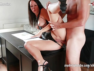 My Dirty Hobby - Annabel-Massina Beat out Creampies