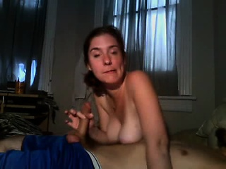 Wife having relaxation anent the penis be worthwhile for husband