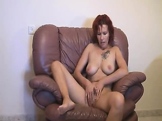 Milf atop Penis with the addition of Fire