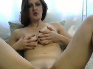 Hot milf prosecution rosiness herself