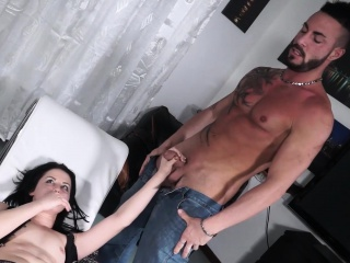 CastingAllaItaliana - Beautiful ignorance thither Italian casting