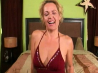 Matured Blonde Lidia Gets A Dismal Cock