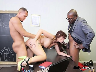 Hot CEO Syren De Mer Gets Counterpart Roasted By Black Servants