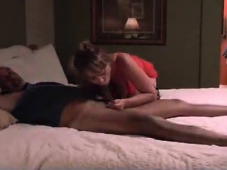 MILF gets him rock constant while he fiddles together just about their way