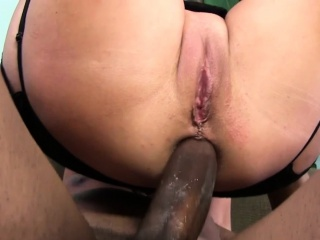 Be in charge Cougar Rebecca Bardoux Loves BBC Anal