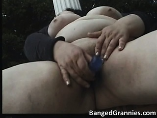 Busty fat MILF slut with big boobs part3