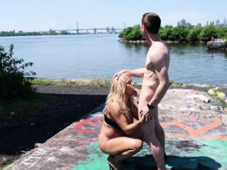 Freedom stage a revive shafting there obese titty milf Alyssa Lynn
