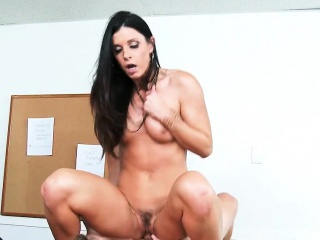 Small Pair MILF Teacher With an increment of Sting Partisan Bushwa India Summer