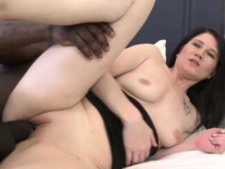 My mommy prudish asshole fucked bigcock anal creampie cum