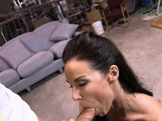 Hot Warehouse BJ Kendra Lust