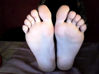 Adorablefeet milf footfetish display p8 go wool-gathering is 16min
