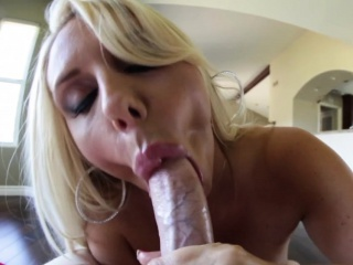 Titfucking milf just about bigtits creamed on every side pov