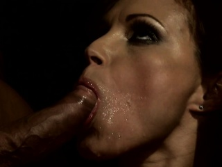 Constrained dutiful doggystyled before cumshot