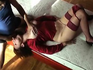 Wild redhead doggy fucked Florida from dates25com