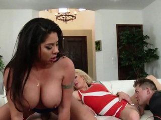 Hot wife sex and cumshot