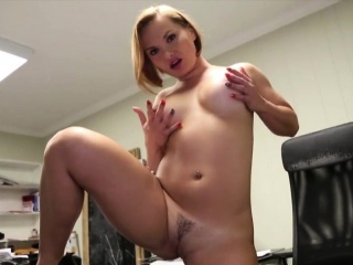 Snazzy cougar tugging younger studs cock