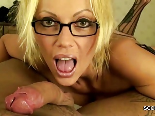 Private parts SexTape von geiler MILF go to one's final Anal gefickt wird