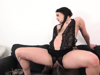 She stained blowjob deepthroats my black blarney added to I cum