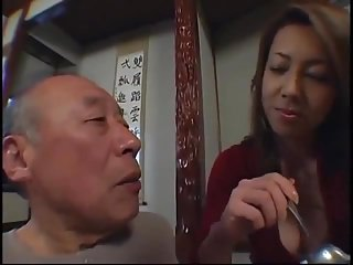 SCD-04 Uncle Together with Niece - Nursing Dolour YUMI KAZAMA