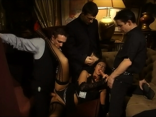 MILF Group Humiliation with an increment of Gangbang Anal