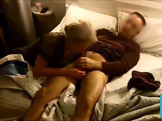 Compilation of my fit together sucking my dick - thick as thieves cam