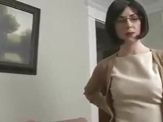 Matriarch seduces son plus lets husband wait for