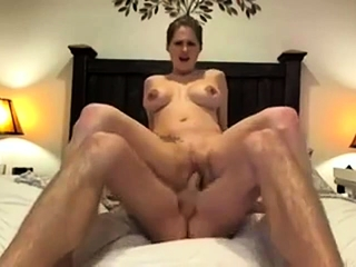 Mexicana blowjob with her big tits