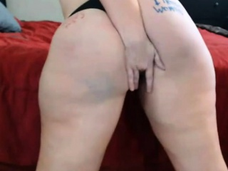 Jiggly thighs stone-blind pawg Ass shaking culona hips