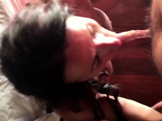 Get used to round pov blowjob and fuck