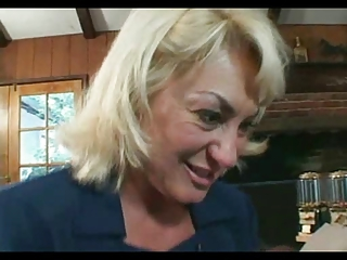 Big Titted Mom Dana Takes Daughter's BF For A Ride