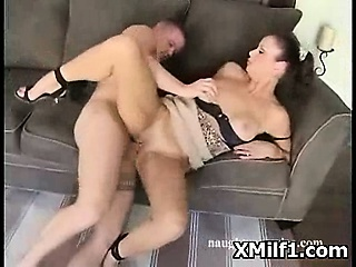 Tempting Hot Milf Screwed And Licked