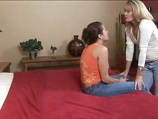 Lesbians Strapon Grown up Seduce Main - Elexis Monroe & Porsc