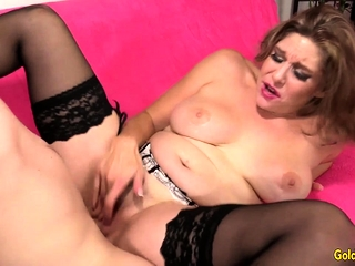 Sex-crazed Coitus with Spectacular Adult Redhead Drill-hole Blissette