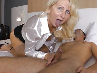 German MILF Moni - Part Duo