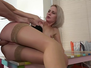 mom seduced friends stepson