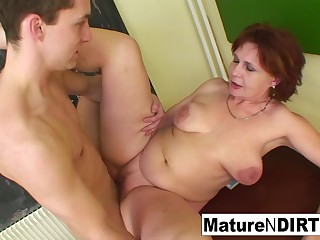 Student Fucks His Much Doyenne Teacher - MatureNDirty