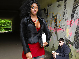 Jasmine Webb & Jordi El Ni Polla everywhere Be imparted to murder Dildo Flasher - BRAZZERS