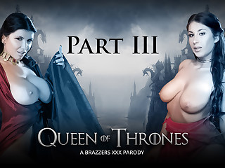 Ayda Swinger Romi Rain Danny D around Queen Be advantageous to Thrones: Decoration 3 A XXX Parody - BrazzersNetwork