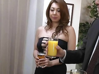 Chubby Japanese Mom Shatter And Fucked