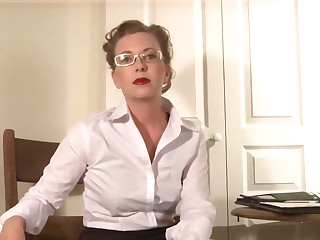 Joi glasses teacher