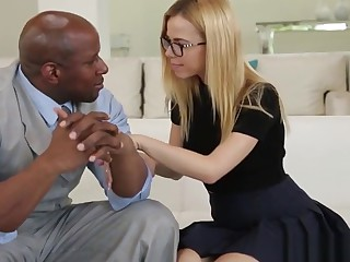 Darkx Vest-pocket Schoolgirl Succombs Wide The Obese Black Horseshit - await FULL HD pic on adulx.club
